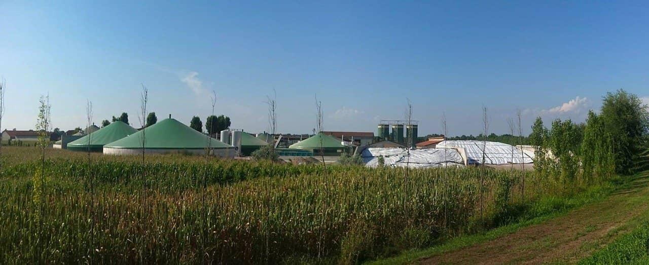 Vantaggi Biogas - BioBANG con scarti agricoli