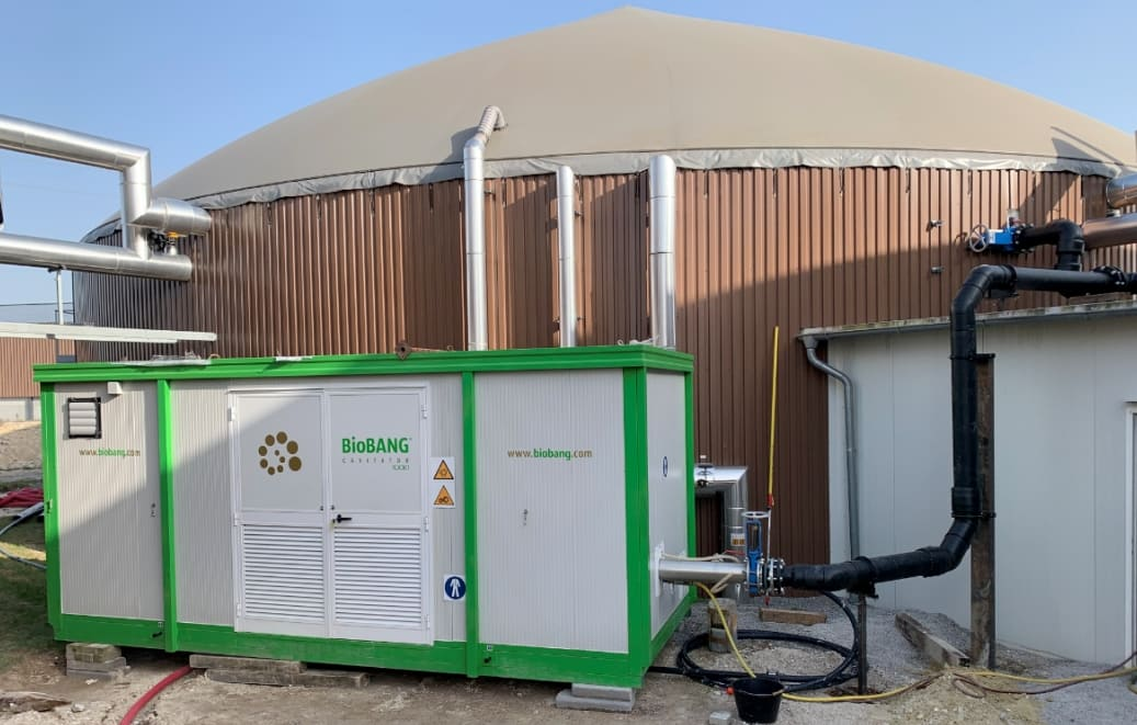 BioBANG® France biomethane
